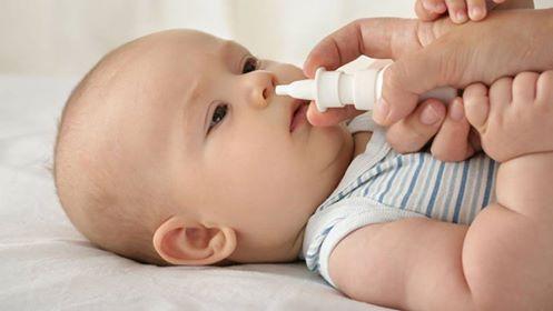 Comment soigner un bébé enrhumé